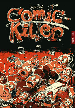 Cover Comic-Killer