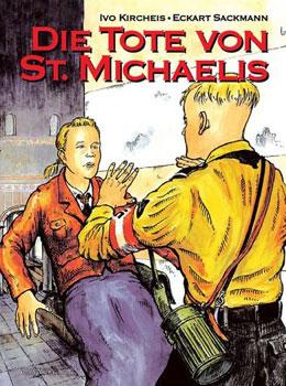 Cover Die Tote von St. Michaelis