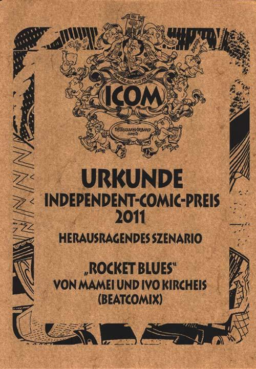 Icom Preis Rocket Blues